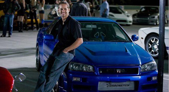 Paul Walker - Fast And Furious #BosMobil #fyi