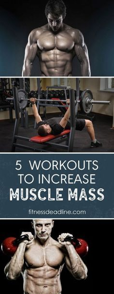 When you set out to increase your muscle mass, however, there are many things that you'd have to account for. Identifying the perfect muscle building workout, of course, remains a top priority.