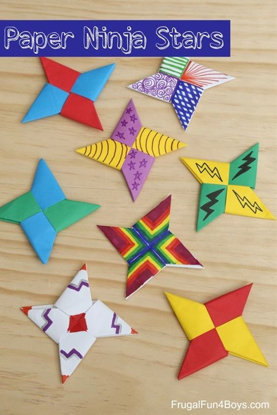 15 Amazing Diy Paper Crafts Tutorials For Your Kids Road Trip