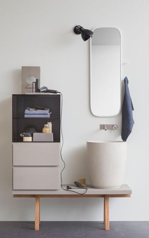 Oltre 25 fantastiche idee su piccolo spazio per il bagno - Tinteggiare il bagno ...