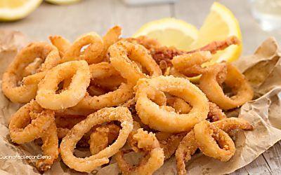 Calamari fritti perfetti velocissimi con trucchetti e segreti