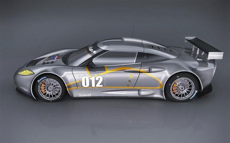 2012 Spyker C8 Aileron GT Image