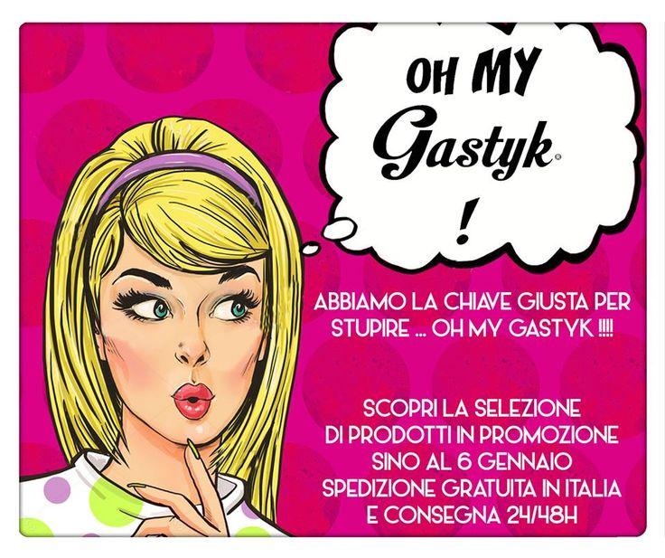 Scopri la selezione di prodotti in promozione fino al 06/01/17 Spedizione Gratuita in Italia e Consegna in 24 Ore http://www.gastykcovers.com/?p=4187
