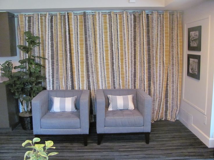 curtains on walls - Google Search