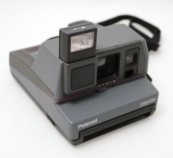 "POLAROID ""Impulse"" Sofortbildkamera in Wetzikon ZH kaufen bei ricardo.ch"
