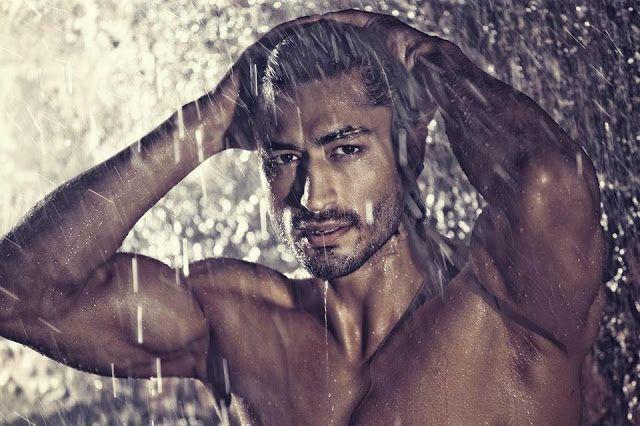 Bollywood, Tollywood & Más: Vidyut photoshoot Haider Khan