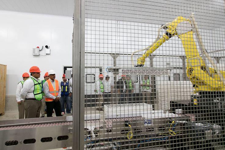 Desarrollo industrial dinamiza economía yucateca