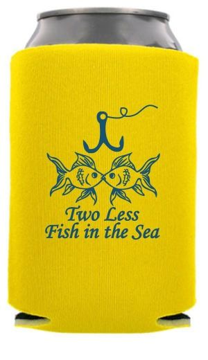 162 best wedding quote designs images on pinterest for Two less fish in the sea
