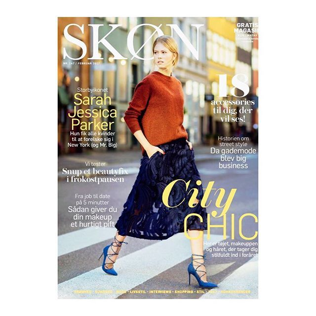 Lovely cover on @skonmagazine with ReyRey's Joker 💙