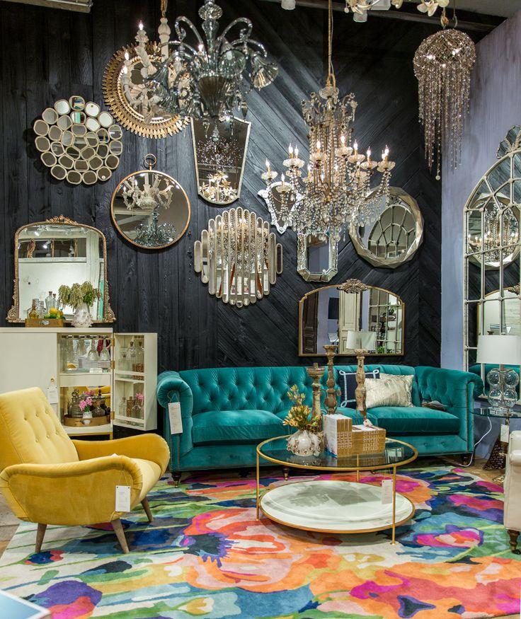 die besten 25 t rkisfarbenen sofa ideen auf pinterest. Black Bedroom Furniture Sets. Home Design Ideas
