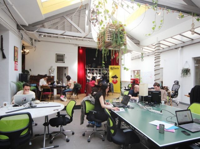 25 best Coworking Paris images on Pinterest Coworking space