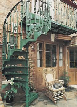 Spirals My House And Victorian On Pinterest