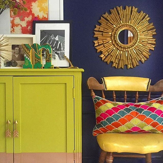Talk About COLOR! We Love This Look That @haneens_haven
