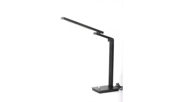 Halo Table Lamp-LED-Aluminium -Blk 400*160*370