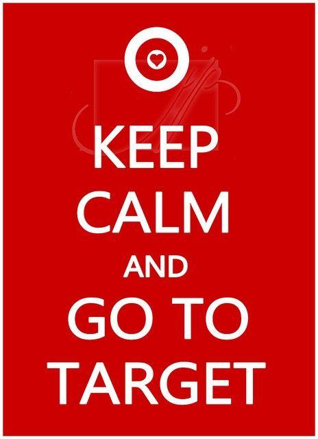 I love target!!!