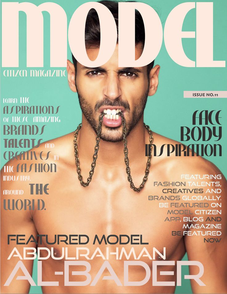 Model Citizen Magazine Issue 12. Get if free on www.modelcitizenapp.com/magazine  This issue is the most creative issue yet of Model Citizen Magazine. With Abdulrahman as the cover, we have provided him 20 spreads in the magazine. Caleb Caveny as the cover has 14 pages and Fajer Fahdel has been voted as the People's Choice awards.