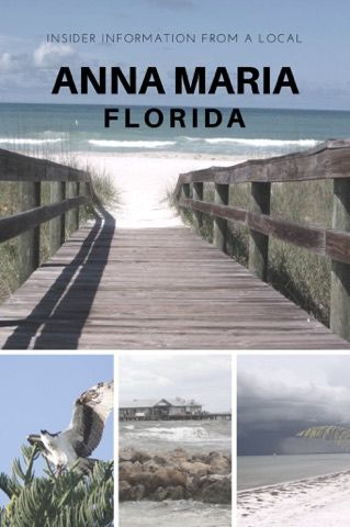 Here what it's like to visit Anna Maria in Florida from a local.