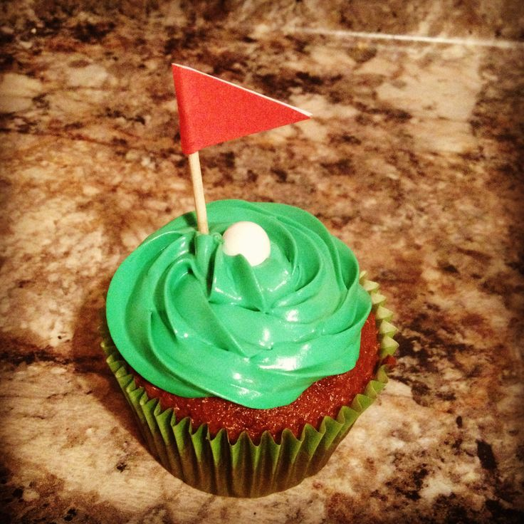25+ best ideas about Golf cupcakes on Pinterest Golf ...
