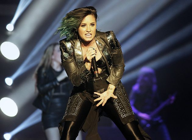Demi Lovato: I Nearly Went Back to Rehab Last Year - The Hollywood Gossip