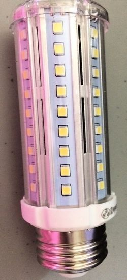 #3 #Base #Bulb #Corn #E26 #LED #Light #Lustaled #Medium #Product #Product Review #Review #Way l