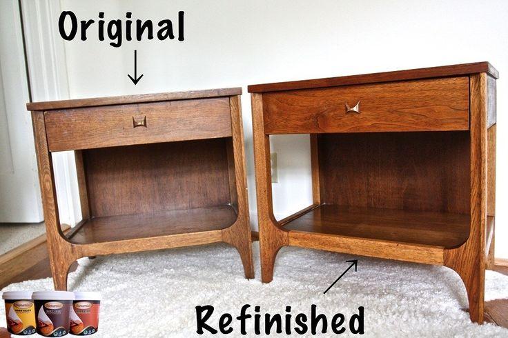 Inspirasi Warna : Re-finishing Furniture Lama Dengan Pernis Kayu Water Based