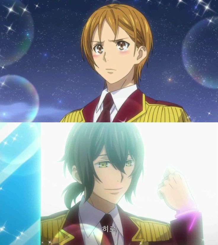 #King of prism #Over the rainbow #Hiro #Kouji #Koujihiro #킹오브프리즘 #오버더레인보우 #히로 #코우지