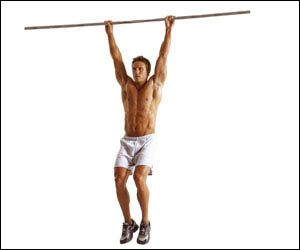 Hanging exercises to grow taller
