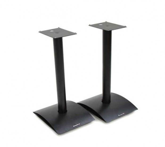 Atacama Estilo Speaker Stands Black