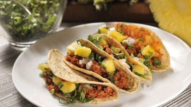 En la gastronomía mexicana existen 3 ingredientes que son imprescindibles: El maíz, el frijol y el chile, la columna vertebral de la gastronomía mexicana...