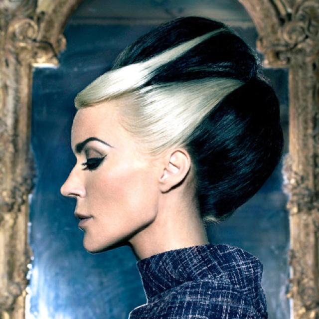 High fashion bride of Frankenstein inspiration!!!!