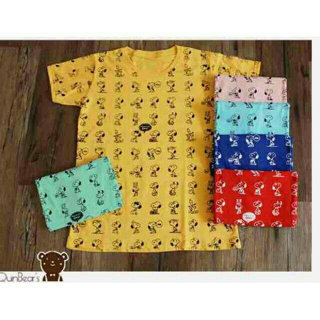 Saya menjual Kaos wanita / big snopi full print / kaos lengan pendek / size XL seharga Rp45.000. Dapatkan produk ini hanya di Shopee! https://shopee.co.id/ssfashionkaos/661572557 #ShopeeID