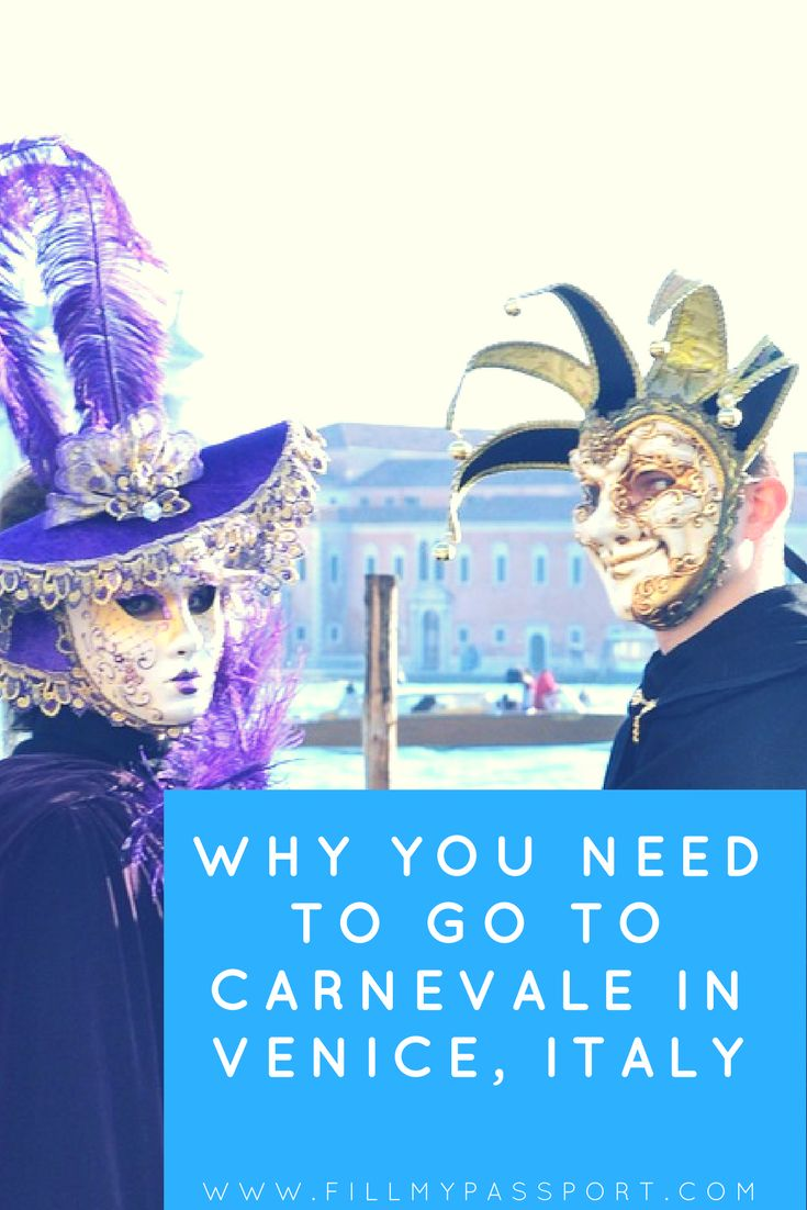 If you're planning a trip to Venice, you should do it during the Carnavale! You will get to see the annual masquerade festival in Venice with beautiful costumes and intricate masks. It's an experience of a lifetime! Come see what you need to know about Carnavale in Venice and save it to your travel board for later. #carnavale #venice #veniceitaly #FamilyTravel