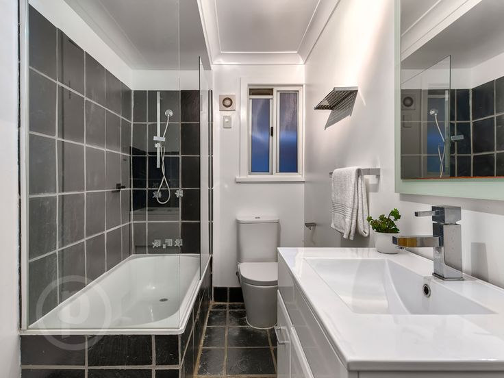 9 Terrace Street, Newmarket // Mario Sultana #bathroom #bathroominspiration #homeinspiration #neutral #tiles #sink #home #homedecor #brisbane #queensland #realestate #inspiration #homedecorate #realestate #realtor #brisbanerealestate #decorator #interiordesign #modern #crisp #light #open #space