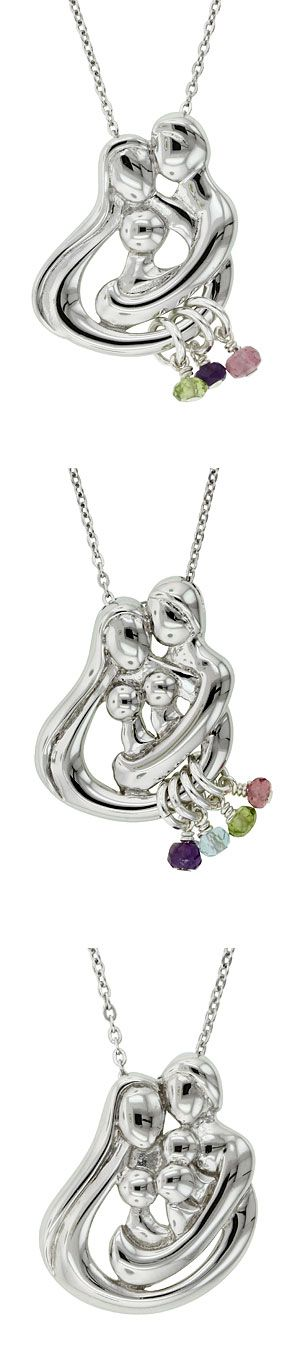 I really like this but I can't ever find a mother's necklace that is beig enough for all I kids I want to have!