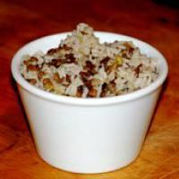 Colombian Coconut Lentils and Rice - Arroz con Lentejas y Coco: Coconut Lentils and Rice