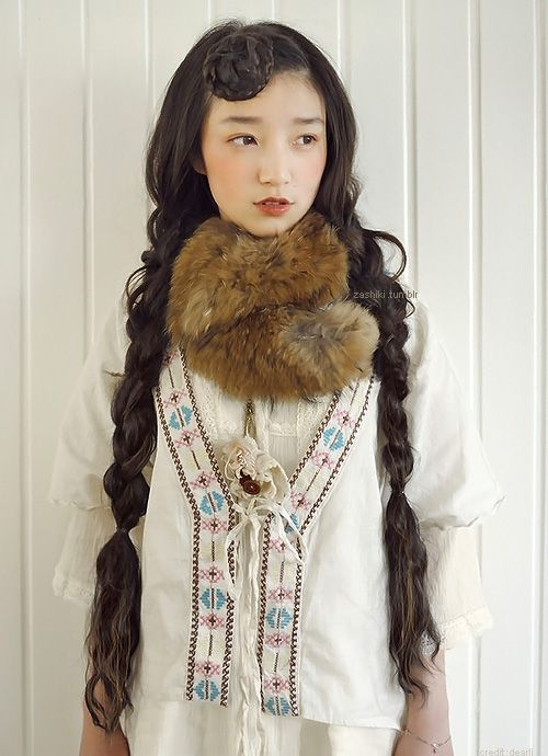 #mori, #morikei, #forestgirl   http://zashiki.tumblr.com/