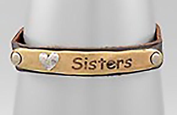 Sisters Bar Bracelet