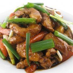 Braised Mirin Chicken-Japanese Comfort Food