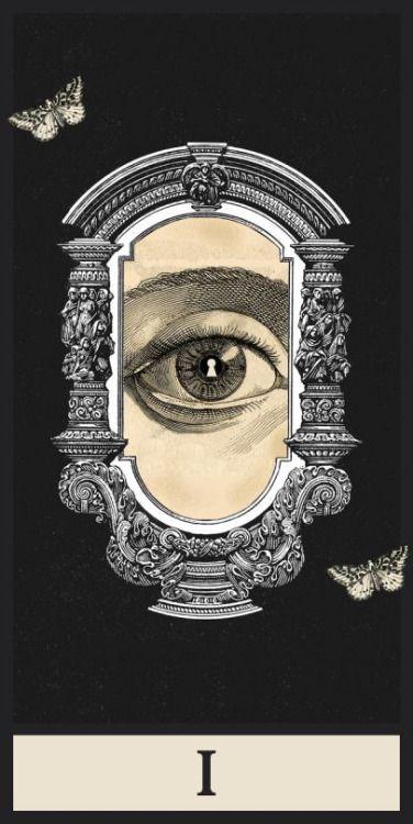 leaddust:    Tarot by Ignacio Cobo