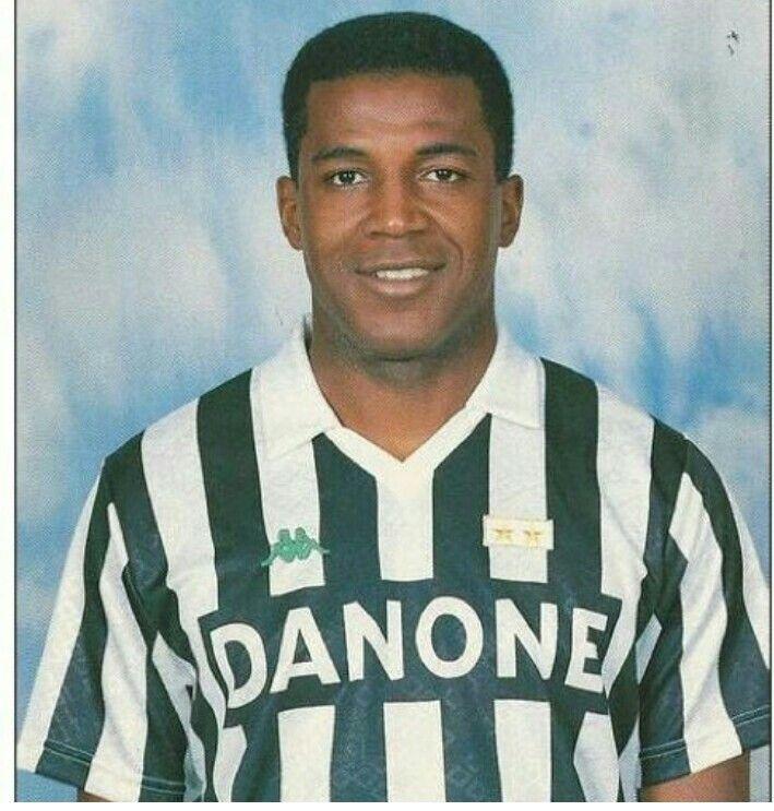 Julio Cesar da Silva Juventus 1990-94 | Calciatori Vintage ...
