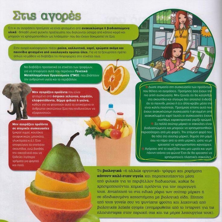 Διατροφή και Περιβάλλον | 5ο Δημοτικό Σχολείο Λάρισας