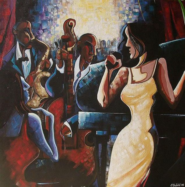 225 best images about JAZZ ART on Pinterest | Jazz, John ...