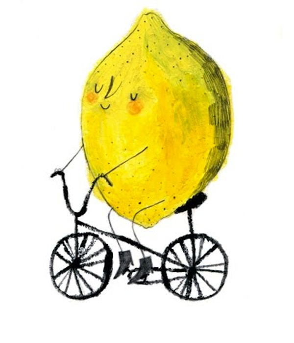 Limón ciclista. ;)