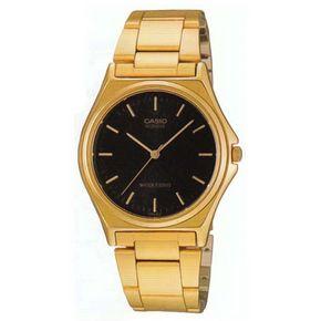 Casio Collection MTP-1130N-1A gouden horloge | uit voorraad gratis verzending