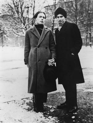 Klaus Mann & Ricki Hallgarten