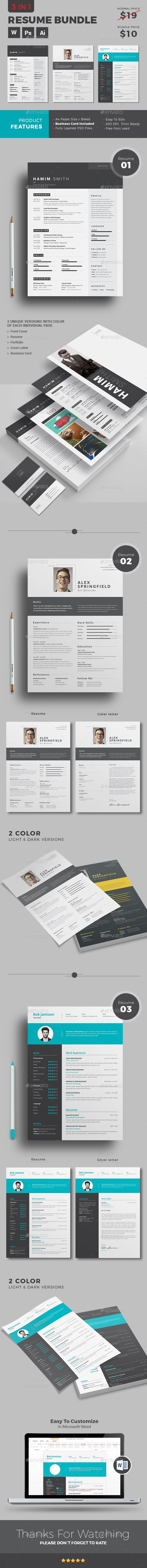 368 Best Resumes Images On Pinterest Resume Cv Resume Templates