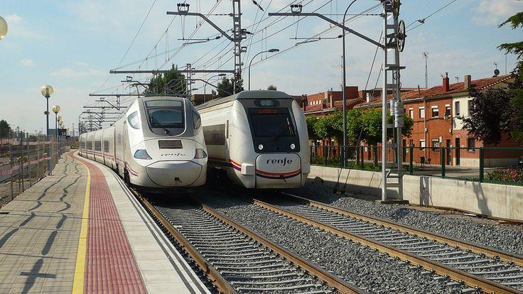 Alvia Barcelona Sants-Vigo Guixar y MD León-Madrid Chamartín