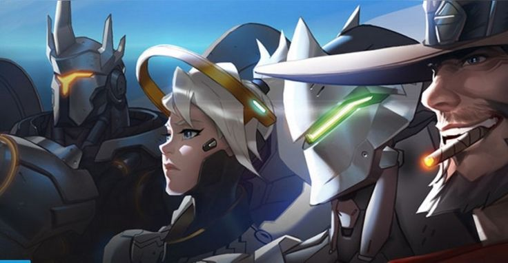 'Overwatch': Competitive Mode Special Rewards, Mechanics Leaked; Players Icons, Golden Guns & More - http://www.movienewsguide.com/overwatch-competitive-mode-special-rewards-mechanics-leaked-players-icons-golden-guns/234500