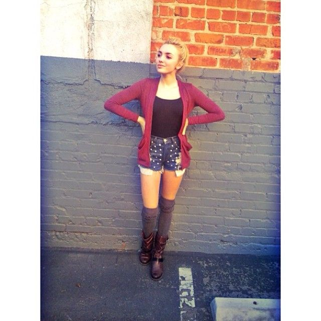106 Best Images About Peyton List On Pinterest Sunflower Print My Outfit And On August