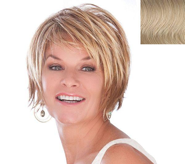 Toni Brattin Trendsetter Whispy Cut Wig Haircuts Pinterest Qvc